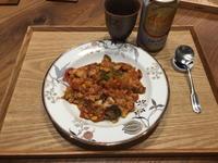 【献立】タコと茄子のトマトドリア、ビール - kajuの■今日のお料理・簡単レシピ■