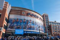 先週末はデトロイトのダウンタウンでNFL観戦という行為。 - その1 - バナ誌