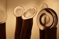 「リヴィオ・セグーゾ初めに(それは)しずくだった」展、ムラーノ・ガラス美術館 - カマクラ ときどき イタリア