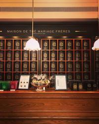 ロンドンのマリアージュ・フレールもなかなか素敵♡ - Lovely! in London