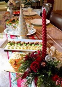 クリスマスパーティー - ミトンのマクロビキッチン