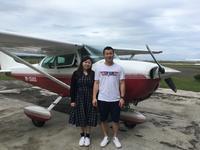 航空学生 - ENJOY FLYING ~ セブの空