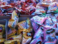 【新大久保情報】ドンキホーテ 新宿店(2019年12月11日)韓国のお菓子編 - 池袋うまうま日記。