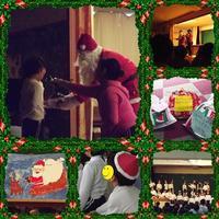楽しいChristmas会 - ひのくま幼稚園のブログ