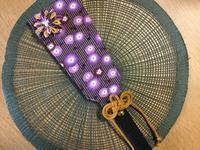 12月のサロンレッスン羽子板 - Ikuko's decoroom