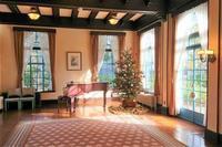 横浜山手西洋館のクリスマスイベントリース作りに参加 - 美的生活研究所
