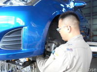 NZE161カローラフィールダー納車整備中(*^・ェ・)ノ - ★豊田市の車屋さん★ワイルドグース日記