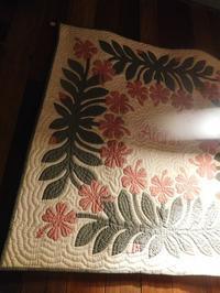 ハワイアンキルト&カフェ - eri-quilt日記3