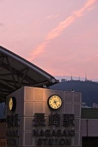 長崎駅 - A  B  C