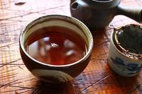 ほうじ茶とかりんとう - 満足満腹  お茶とごはん