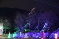 榛名湖イルミネーション(3) (2019/12/11撮影) - toshiさんのお気楽ブログ