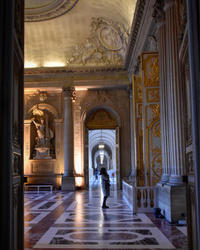 Thinking at Versailles - Life with Amour and Humanity