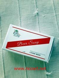 レッドストライプの石鹸 - ジャマイカブログ Ricoのスケッチ・ダイアリ