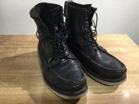 ブーツとエイジングオイル - シューケア&リペア工房 横浜高島屋