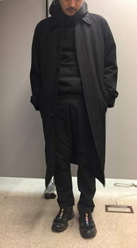 Garcon Men's coat - carboots