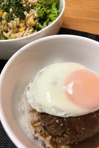 ロコモコ*ハワイアンレシピ* - TAMAの卵