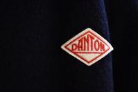 DANTON::WOOL MOSSER HOOD JACKET&HOOD COAT - JUILLET