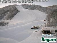 2019年12月21日朝のかぐらスキー場ライブカメラ - スノーボードが大好きっ!!~ snow life in 2020/2021~
