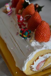 富久樹園カフェのクリスマスケーキ2019年12月 - 光画日記2