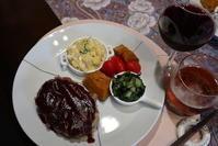 肉肉しいハンバーグ☆ポトフ - dinghymamaのhappy♪kitchen
