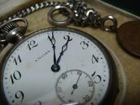 アンティーク古い懐中時計エンペラー - アンティーク(骨董) テンナイン