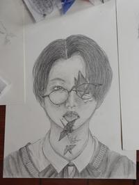 高校生の自画像 - スズキヨシカズ幻燈画室