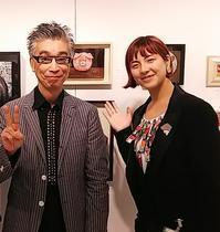 ART FES OSAKA 絶賛開催中! - Hiroko Sato ~日々~