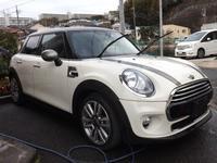 BMW MINI cooper 5door Day1 - 磨き屋 FURUKAWA's Blog