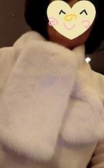 白い襟巻 - jujuの日々