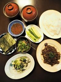 お肉の手巻きすし - sobu 2