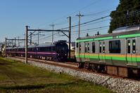 191105 485系 華・DD51-895試単 - コロの鉄日和newver