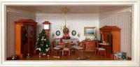 クリスマスのドールハウス - 早未恵理の あそび Tips