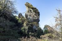 双岩の夫婦岩 - ふらりぶらりの旅日記