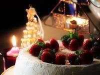 我が家のクリスマスケーキ完成と変遷 - 5?歳☆専業主婦やってます