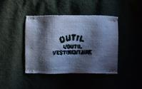 OUTIL::Motorcycle Coat~Arch Exclusive model - JUILLET