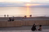 日が沈む - 写真の記憶