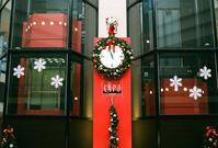 ショッピングセンターのクリスマス飾りと2010年ハノイのイブ - 照片画廊