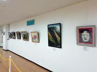 東金サンピアの市民画廊 - 東金、折々の風景