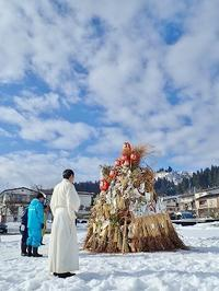 賽の神祭りは1月13日です! - 浦佐地域づくり協議会のブログ