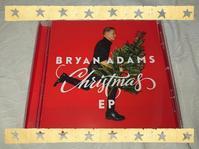 BRYAN ADAMS / CHRISTMAS EP - 無駄遣いな日々