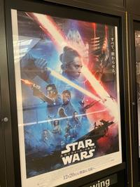STAR WARS: THE RISE OF SKYWALKER (スター・ウォーズ/スカイウォーカーの夜明け)...★3 - 旦那@八丁堀