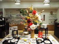迎春アリタポーセリンラボ(岩田屋新館6F) - Table & Styling blog