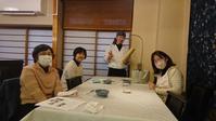 アンパンマン飾りまき寿司ワークショップ - 日本料理しみずや 気ままな女将通信