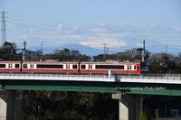 富士山と京急 - そ~ら、みてごらん