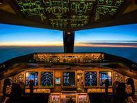 【1/11~】ボーイング777‐300ERフライトシミュレーターでプロパイロット操縦見学&エアバス320キャビンモックアップ体験 - 日帰りツアー・社会見学・東京観光・体験イベン