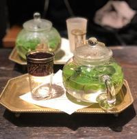 博多駅で、美味しいハーブティーに感動 - 福岡のフランス菓子教室  ガトー・ド・ミナコ  2