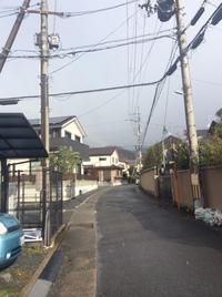 宇多野病院・終りの始まり - 京都和紙切り絵