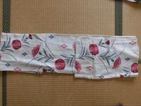 生まれて初めて縫った浴衣 - がちゃぴん秀子の日記