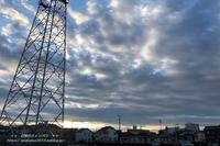 空模様が不安定な日になりました(-_-) - 自然のキャンバス
