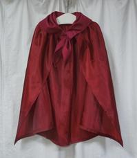 411.アナ雪のエルサのマント - フリルの子供服